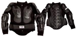 Защитный костюм, защита для сноуборда