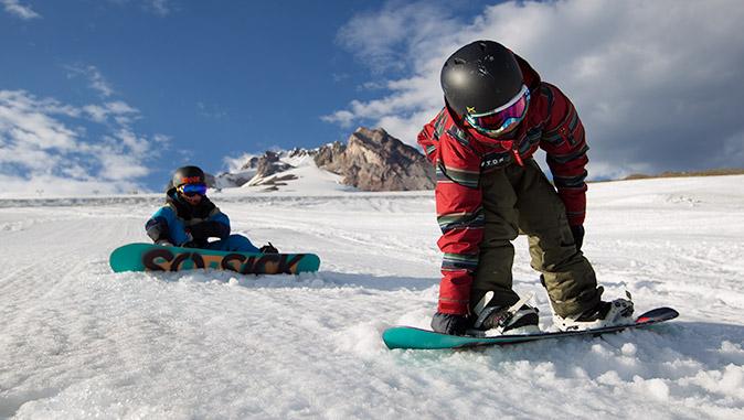 купить детский сноуборд в Киеве